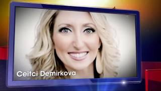 Daystar TV - Ceitci Demirkova on Marcus & Joni - Interview - Short Segments