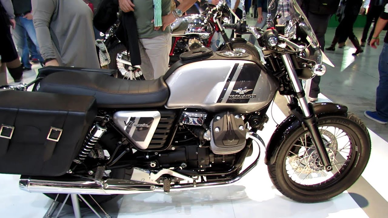 2014 moto guzzi v7 special walkaround 2013 eicma milan. Black Bedroom Furniture Sets. Home Design Ideas
