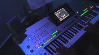 Tyros 3 - Shalal lala - Vengaboys (Instrumental)