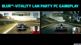 Blur™-Vitality LAN Party | PC Gameplay