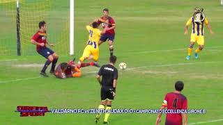 Eccellenza Girone B Valdarno-Zenith Audax 0-0 (TV1)