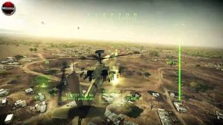 Apache: Air Assault PC Gameplay [HD]