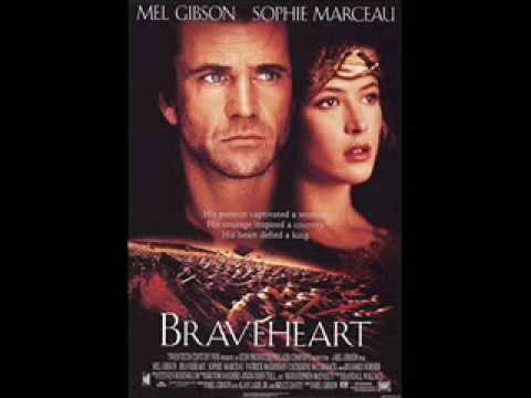 James Horner / Braveheart OST - For The Love Of a Princess