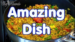 Just amazing dish curry fried rice from!! Chef Ricardo Cooking