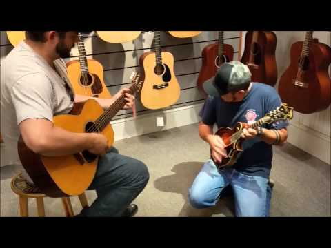 'Sonata In Whiskey' - Mike and Ken at Fret Mill Music in Roanoke, VA