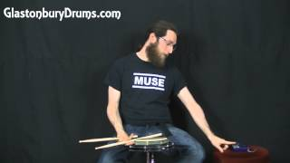 Single Drag Tap - 30 Rudiments in 30 Days
