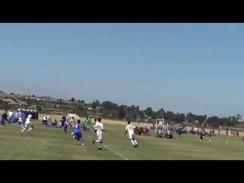 BEST SOCCER GOAL EVER!!!!!!!! 30 YARD RIPPER!!!!!!!!!