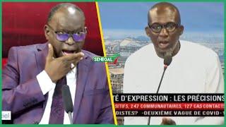 Assane Diouf détruit Me El Hadj Diouf