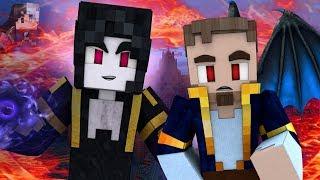 WIZARD BATTLE! - Minecraft SCHOOL OF MAGIC #3 (Wizard Minecraft Roleplay)