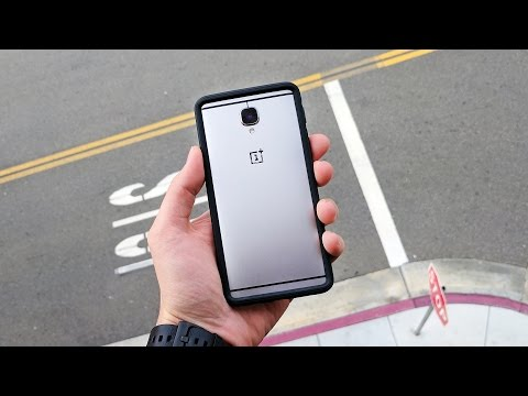 OnePlus 3 Drop Test from 33 FT!