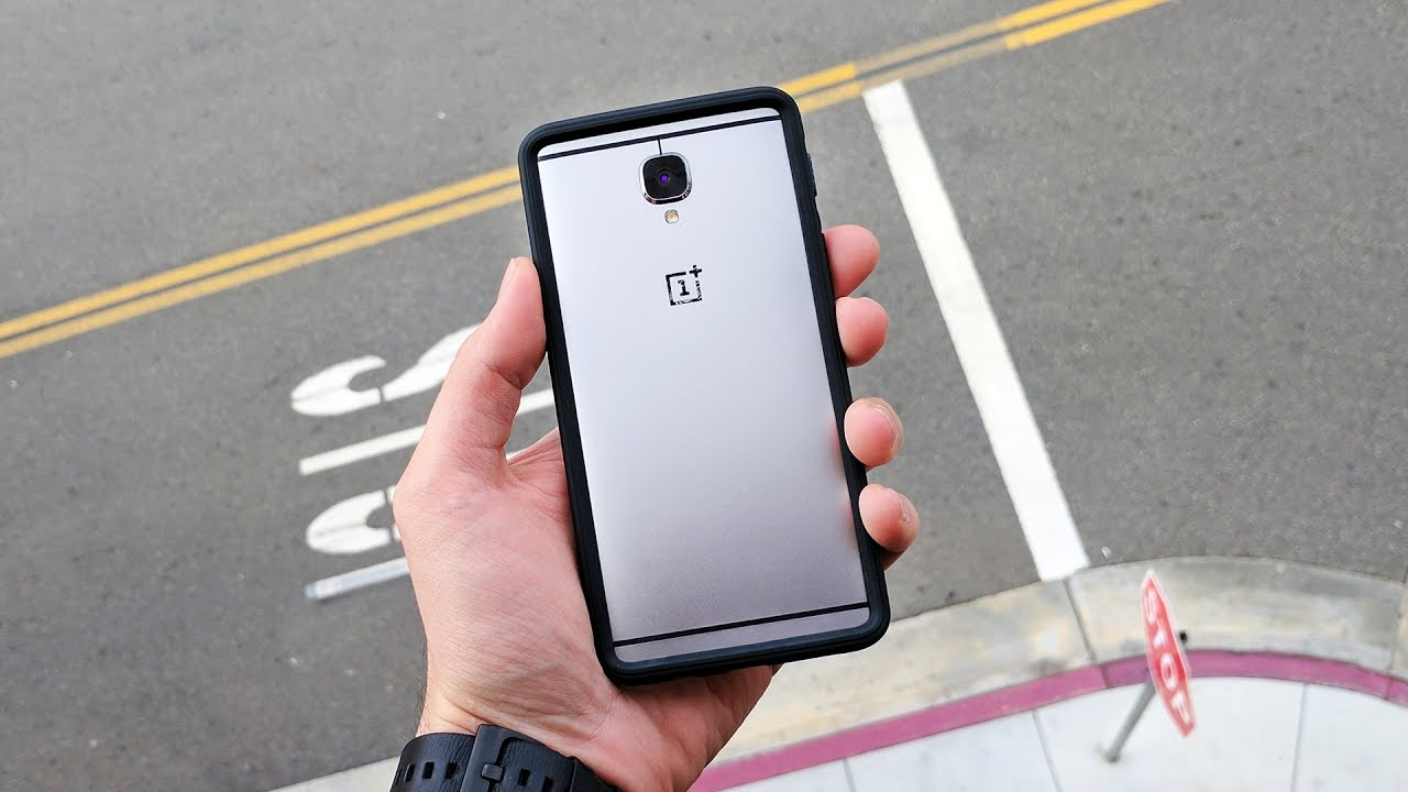 premium selection 2b864 e994f OnePlus 3 Drop Test from 33 FT!