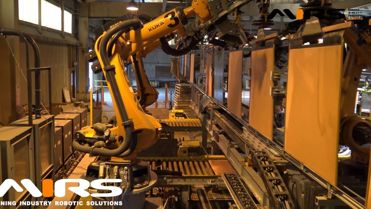 MIRS: Mining and Heavy Industry Robotics | Videos