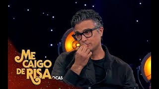 Jaime Camil en 'Teléfono descompuesto'   Me Caigo de Risa