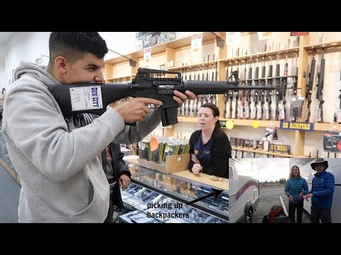 GUN SHOPPING IN NEW ZEALAND