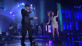 Ne-Yo - 'One In A Million' (Lopez Tonight 22/11/10)