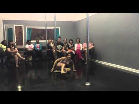 Breathe Carolina - I Have To Go Return Some Video Tapes | Poleooza Open Pole Dance Showcase