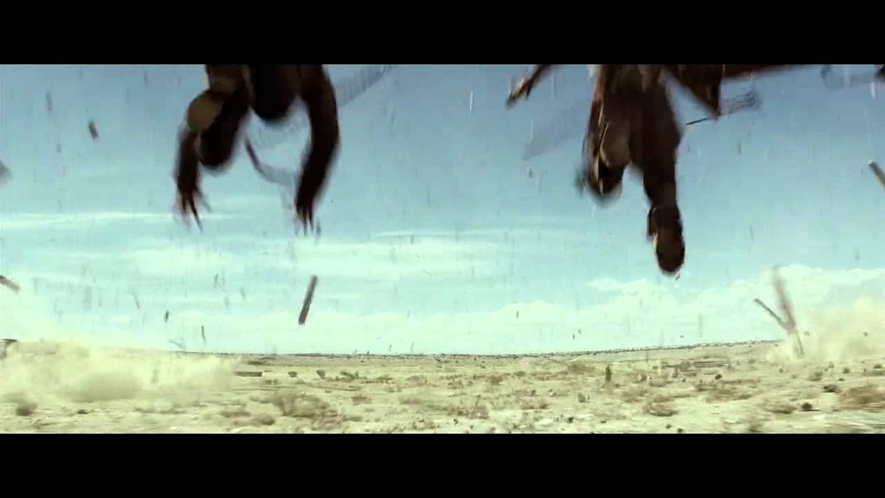 Download Movie Clip - Train Crash from movie - The Lone Ranger