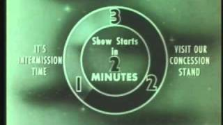 3 Minute Samba (Drive-in movie countdown timer)