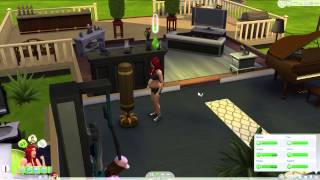 The Sims 4: Blt, Sally Visits & Having A Baby