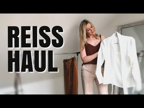 Reiss Haul : AUTUMN FASHION : how to dress for fall