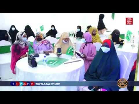 Munaasibadda Shaacinta Murrashax Axmed Xuseen Oo U Taagan Doorashada Golaha Wakiilada Somaliland