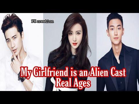 My Girlfriend Is An Alien Cast Real Ages | FK Creation