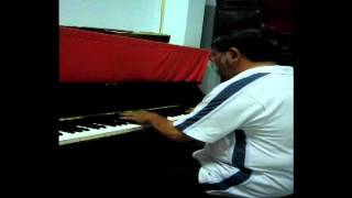 cha Hào oánh piano hay cực
