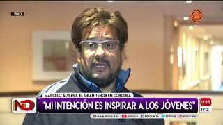 El tenor Marcelo Alvarez feliz de volver a cantar en su Córdoba