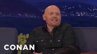 Bill Burr Is A Contrarian Sports Fan  - CONAN on TBS