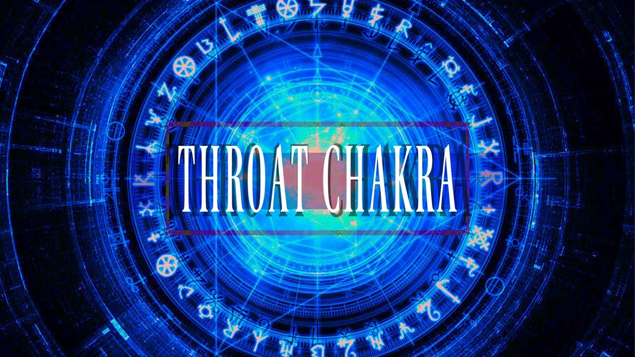 741Hz Throat Chakra - Let Go Of Mental Blockages ➤ Boost Positive & Creative Energy Music
