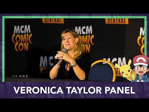 Veronica Taylor Panel at MCM Birmingham Comic Con 2017