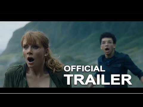 JURASSIC WORLD 2 Fallen Kingdom Trailer Teaser (2018) Jurassic Park Movie HD