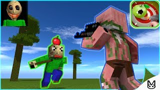 Apple Shooter Game Challenge VS Baldi