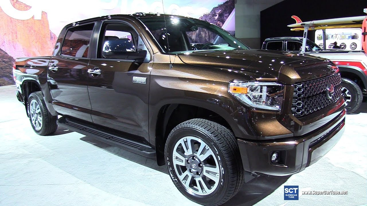 Image result for 2019 toyota tundra platinum