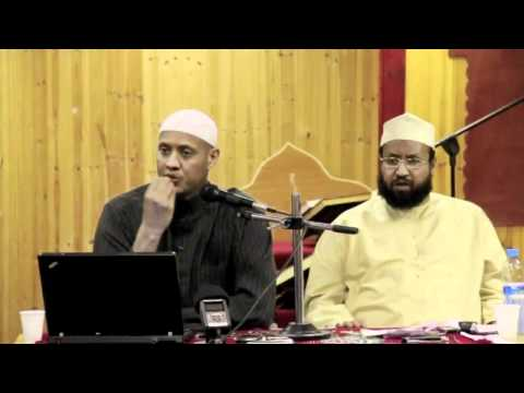 Said Rageah Lecture The Journey of Life at Manchester Al- Furqan Mosque