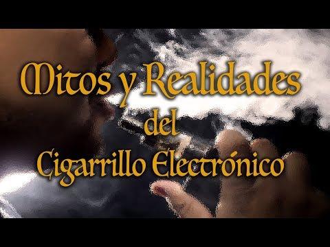 Mitos y Realidades del Cigarrillo electronico / Mitos del Vapeo y Realidades