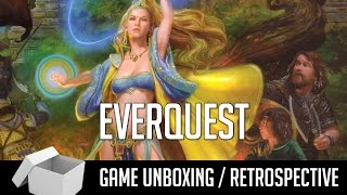 Everquest Unboxing and Retrospective