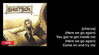 """SWEETBOX """"HERE WE GO AGAIN"""" w/ lyrics (1998)"""