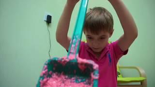 Bogdan vrea sa faca  un Mega Slime   Bogdan's Show