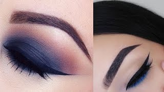 Easy eye makeup tutorial | eye makeup compilation  #7
