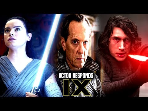 Star Wars! Actor Responds To Episode 9 & More! (Star Wars News)