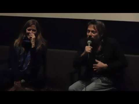 Mathieu Amalric talks about his Three Films About Music at The New York Film Festival