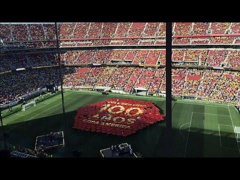 Ceremonia De Inauguración De La Copa America Centenario 2016 [1Parte]