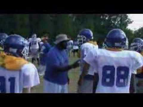 A day at practice with the Edisto Cougars