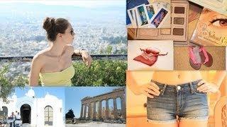 Покупки в Греции + посылка от AdeleRiviere(Фото и подробное описание продуктов из видео всегда есть на моем блоге - http://www.elena864.blogspot.com/ http://www.elena864.blogspot.c..., 2012-05-27T16:16:33.000Z)
