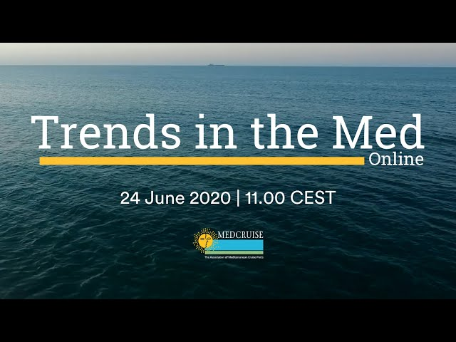 Trends in the Med | 2020 | MedCruise
