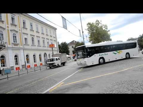 アキーラさん利用①スロベニア・リュブリャーナ・バス停,Ljubljana,Slovenia