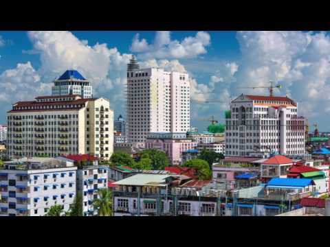 Major drivers of the Myanmar economy