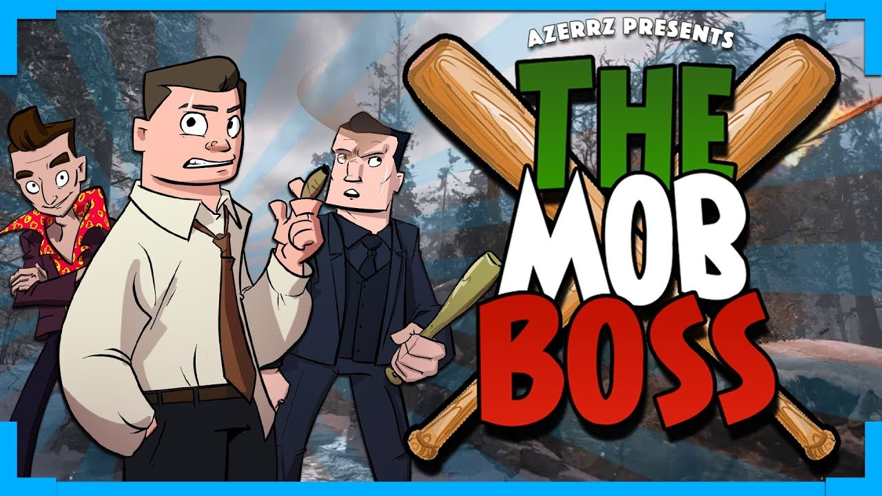 The Mob Boss Ep.10 - Beasts From The East (Italian Mob Trolling)
