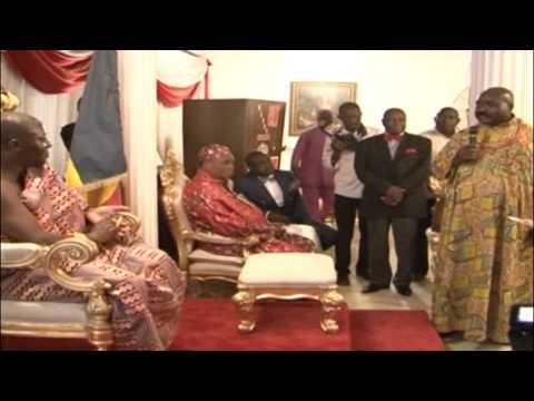 Esama Of Benin Welcomes Otumfuo Osei Tutu Ahead Of Eightieth Birthday